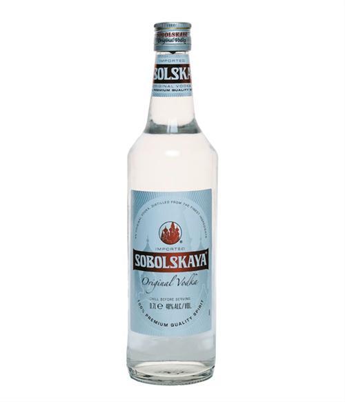 Sobolskaya 37,5% alc.
