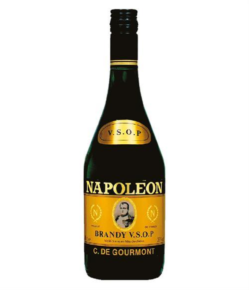 Napoleon de Gourmont 36% alc.