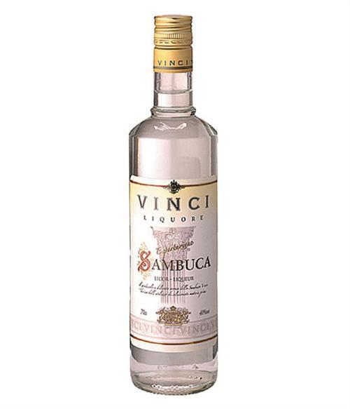 Sambuca Vinci 40% alc.