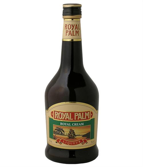 Royal Palm Cream Liquer 16% alc.