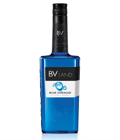 BLUE CURACAO 18% alc.