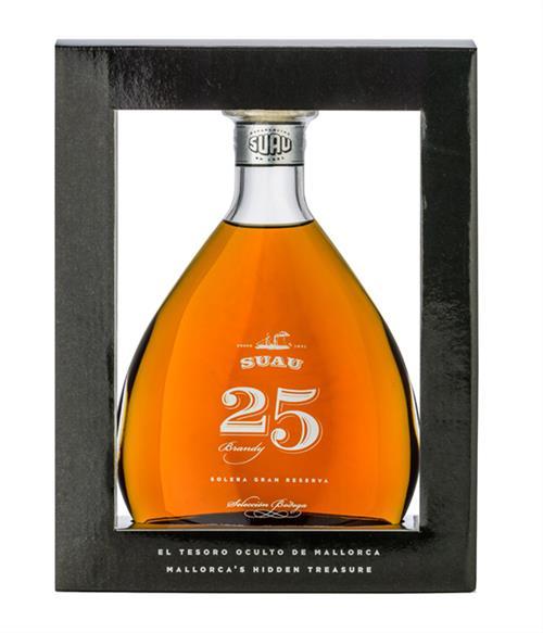 Brandy SUAU 25 years