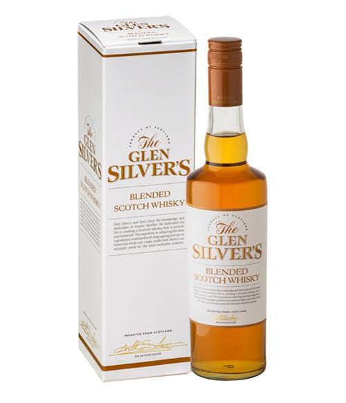 Glen Silver's Blended Scotch Whisky