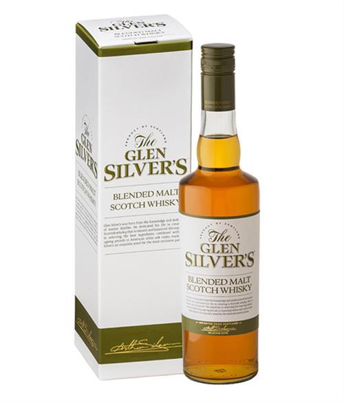 Glen Silver's Blended Malt Scotch Whisky