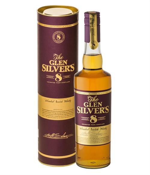 Glen Silver's Blended Scotch Whisky 8 yrs