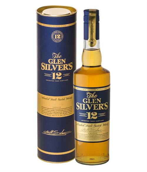 Glen Silver's Blended Malt Scotch Whisky 12 yrs