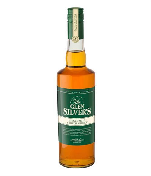 Glen Silver's Single Malt Scotch Whisky