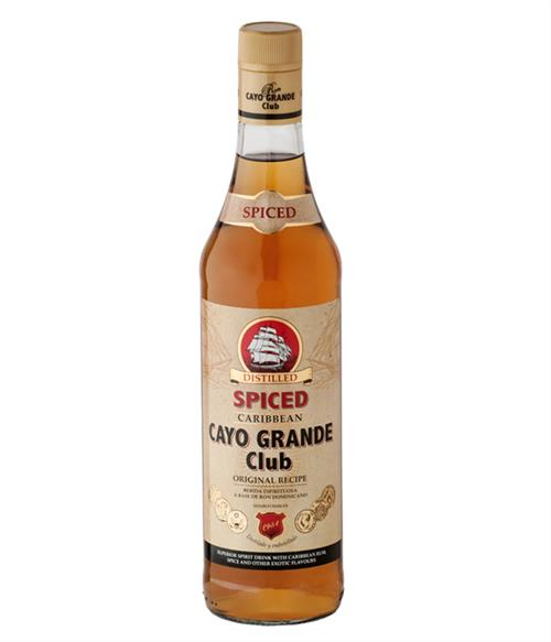 Cayo Grande Spiced
